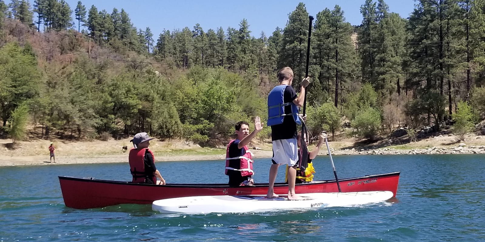 Adventure Awaits | Exceptional Outdoor Experiences That Last a Lifetime | Arizona Camp | Valley of the Sun YMCA Camp Sky-Y