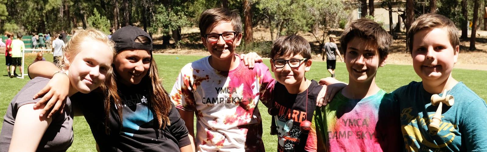 CIT Camp   Arizona Camp   Valley of the Sun YMCA Camp Sky-Y